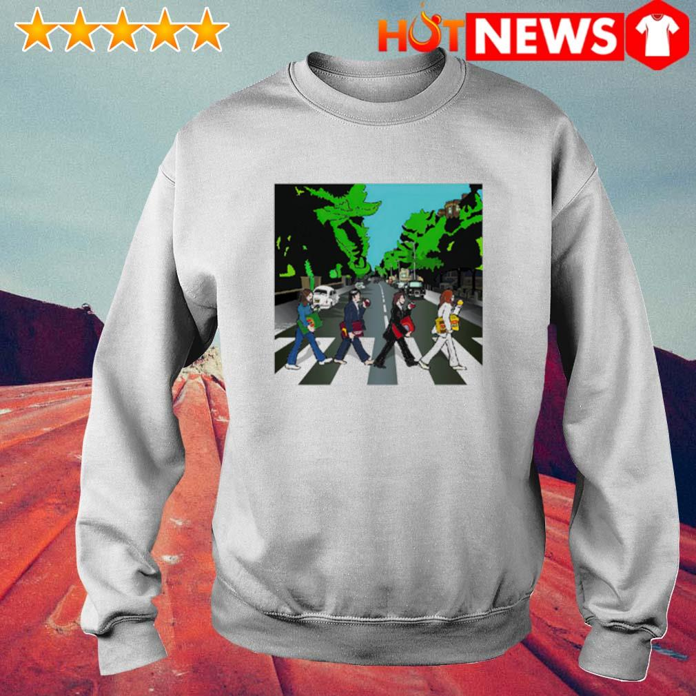 The Big Four Abbey Road s 6 HNT Sweat White