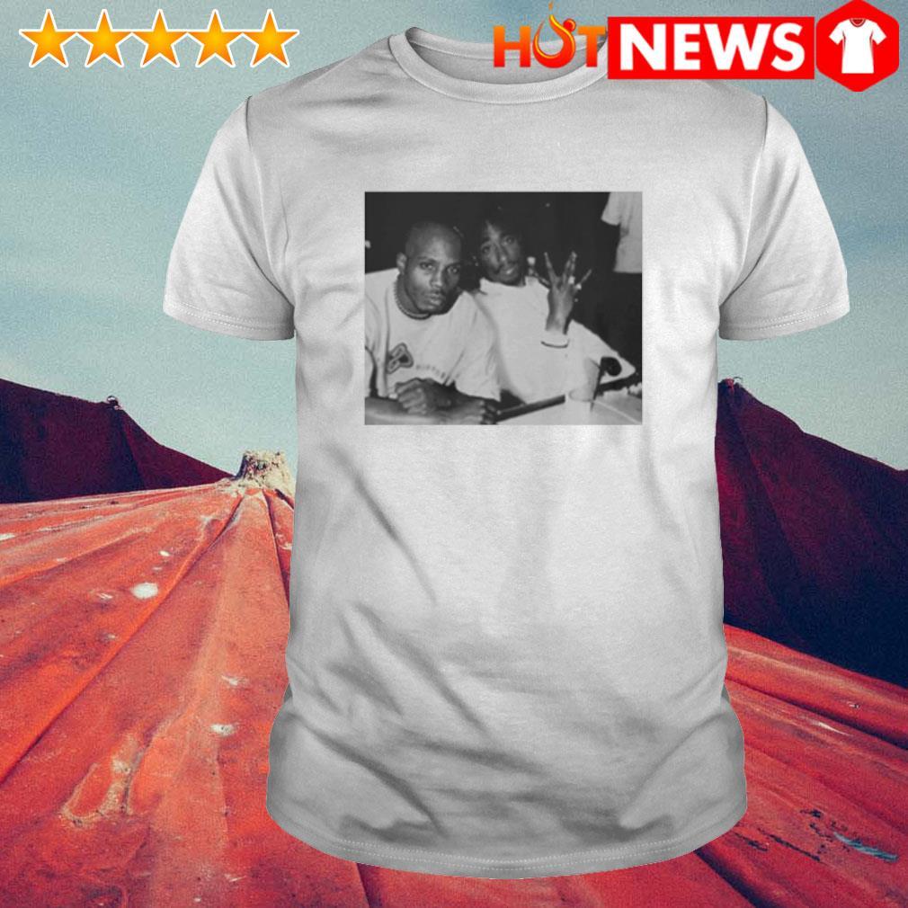 Tupac And DMX shirt