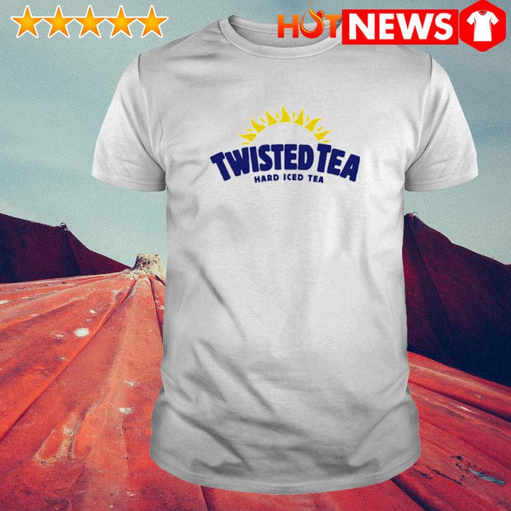 Twisted Tea Hard Iced Tea shirt