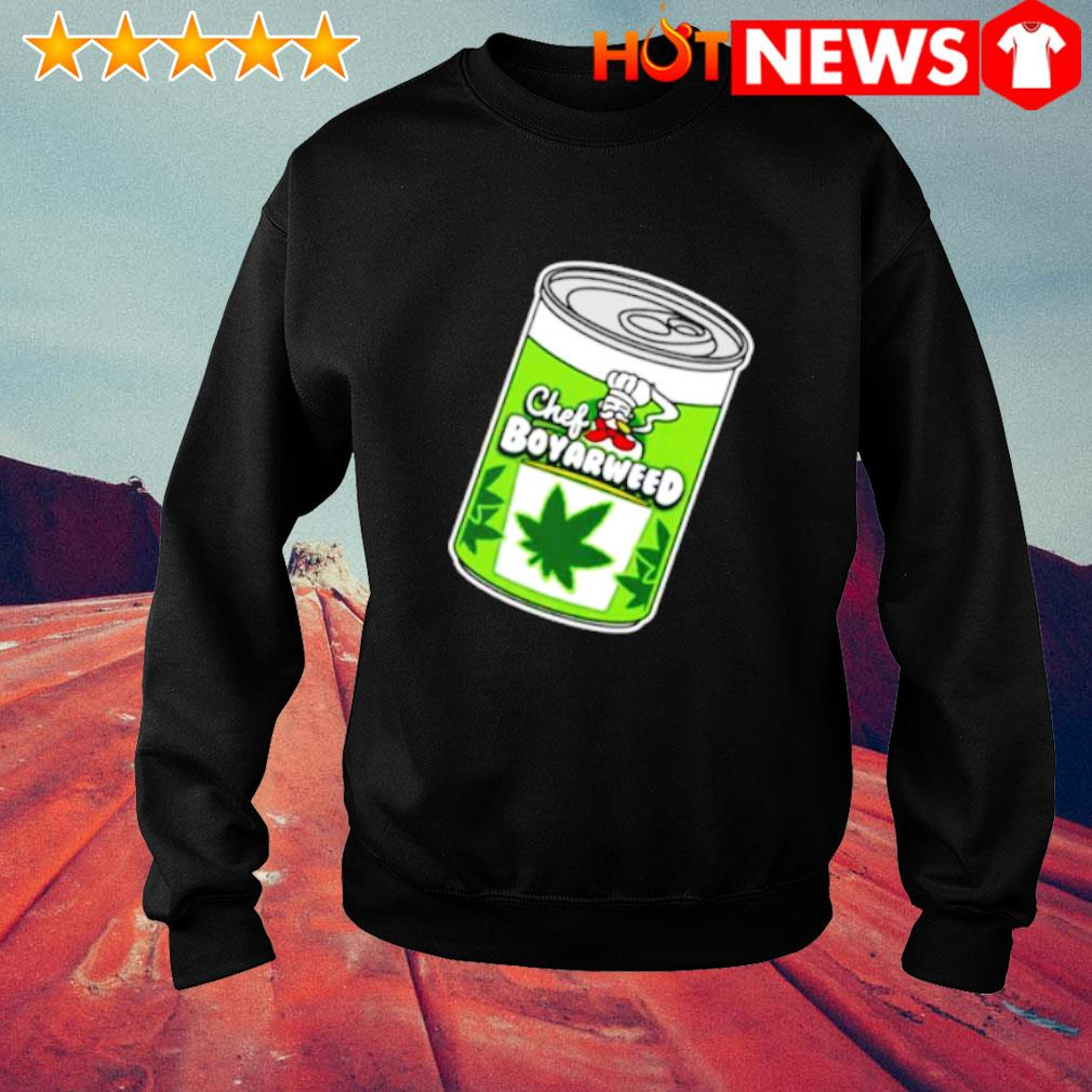 Weed chef boyarweed s sweater