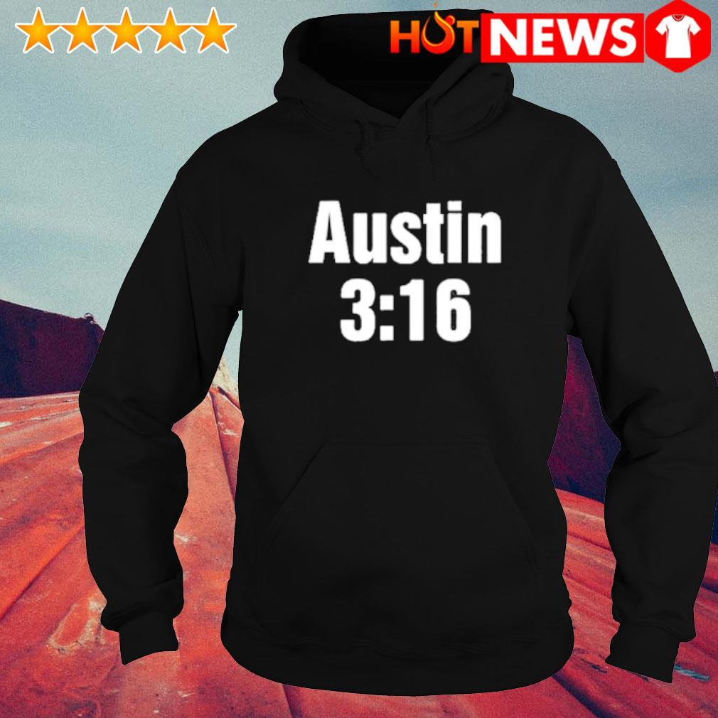WWE Stone Cold Steve Austin 3 16 s hoodie