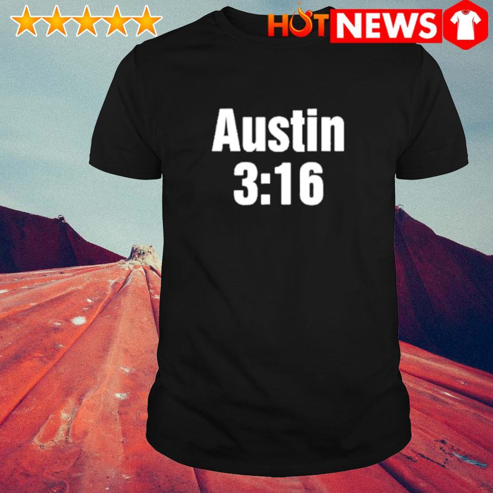 WWE Stone Cold Steve Austin 3 16 shirt