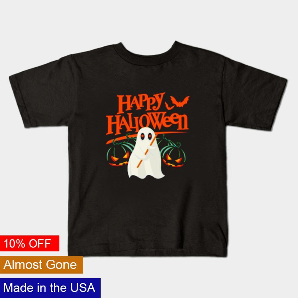 Ghost Happy Halloween shirt
