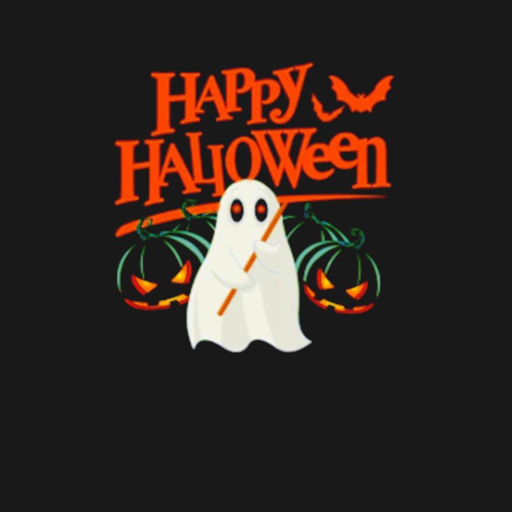 Ghost Happy Halloween s t-shirt