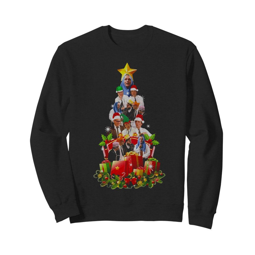 Official Bottom TV Show Xmas Tree Sweater