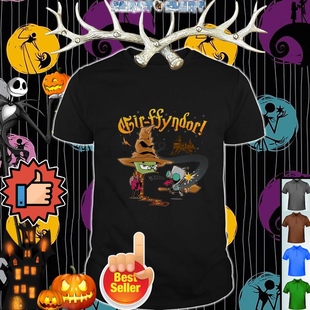 Harry Potter Chir-ffyndor Halloween shirt