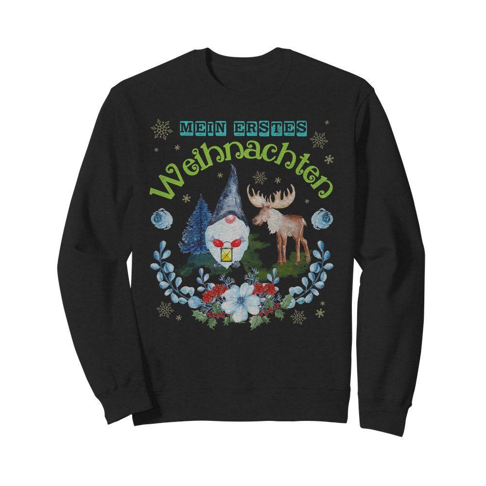 Official Mein Erstes Weihnachten Christmas Sweater
