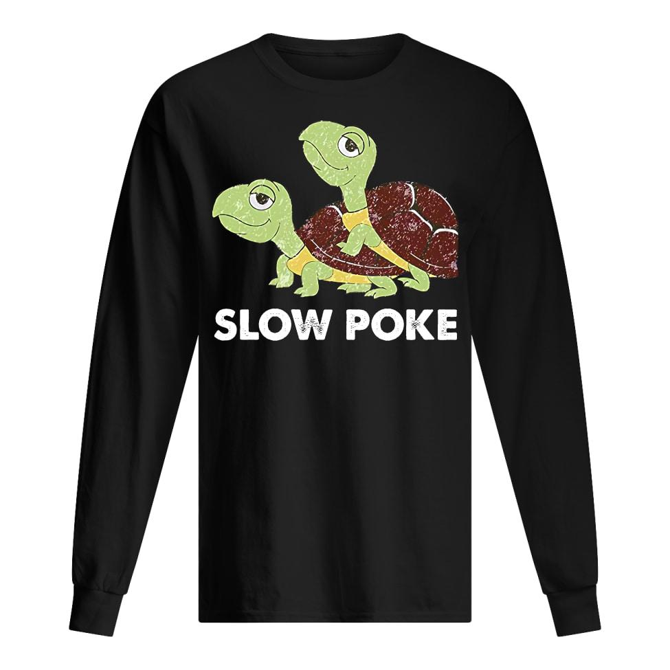 Official Slow Poke Funny Turtle Sweater