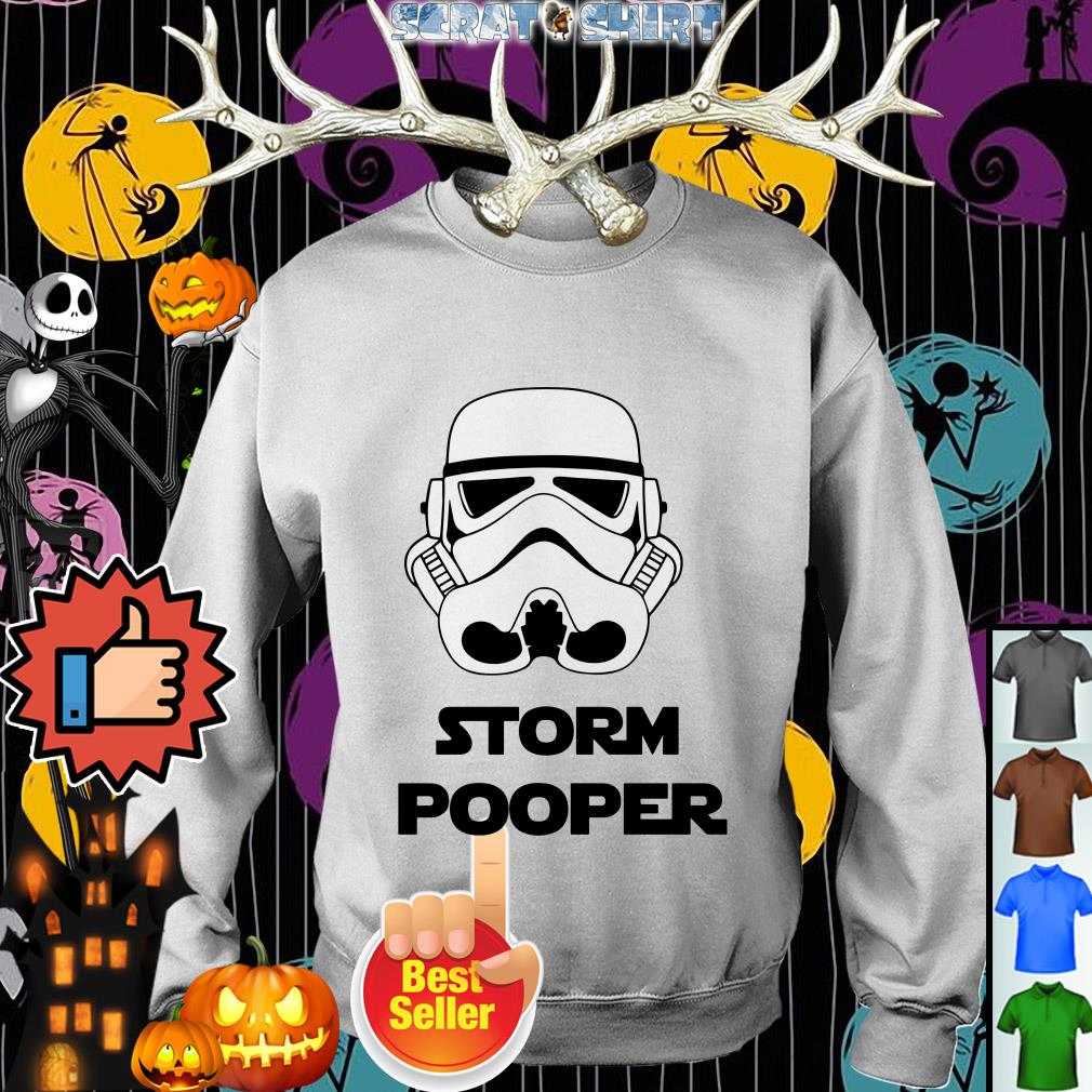 Official Star Wars Storm Pooper Sweater