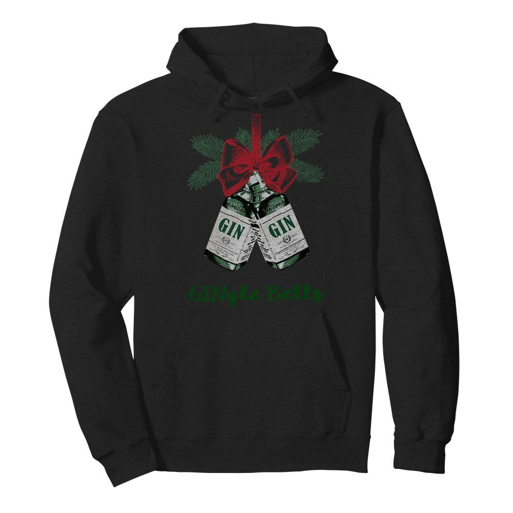 Official Gingle Bells Christmas Hoodie