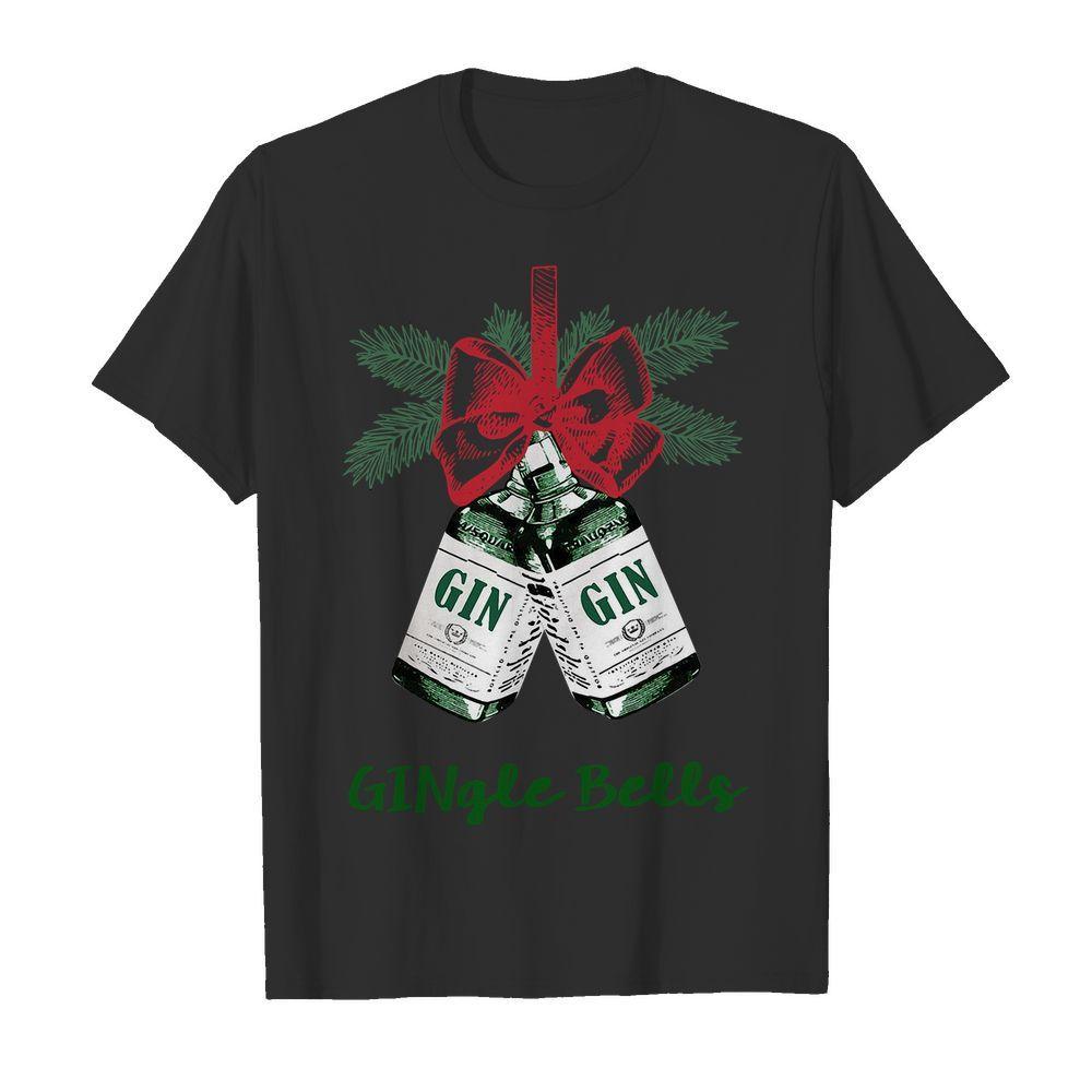 Official Gingle Bells Christmas Guys Guys Shirt