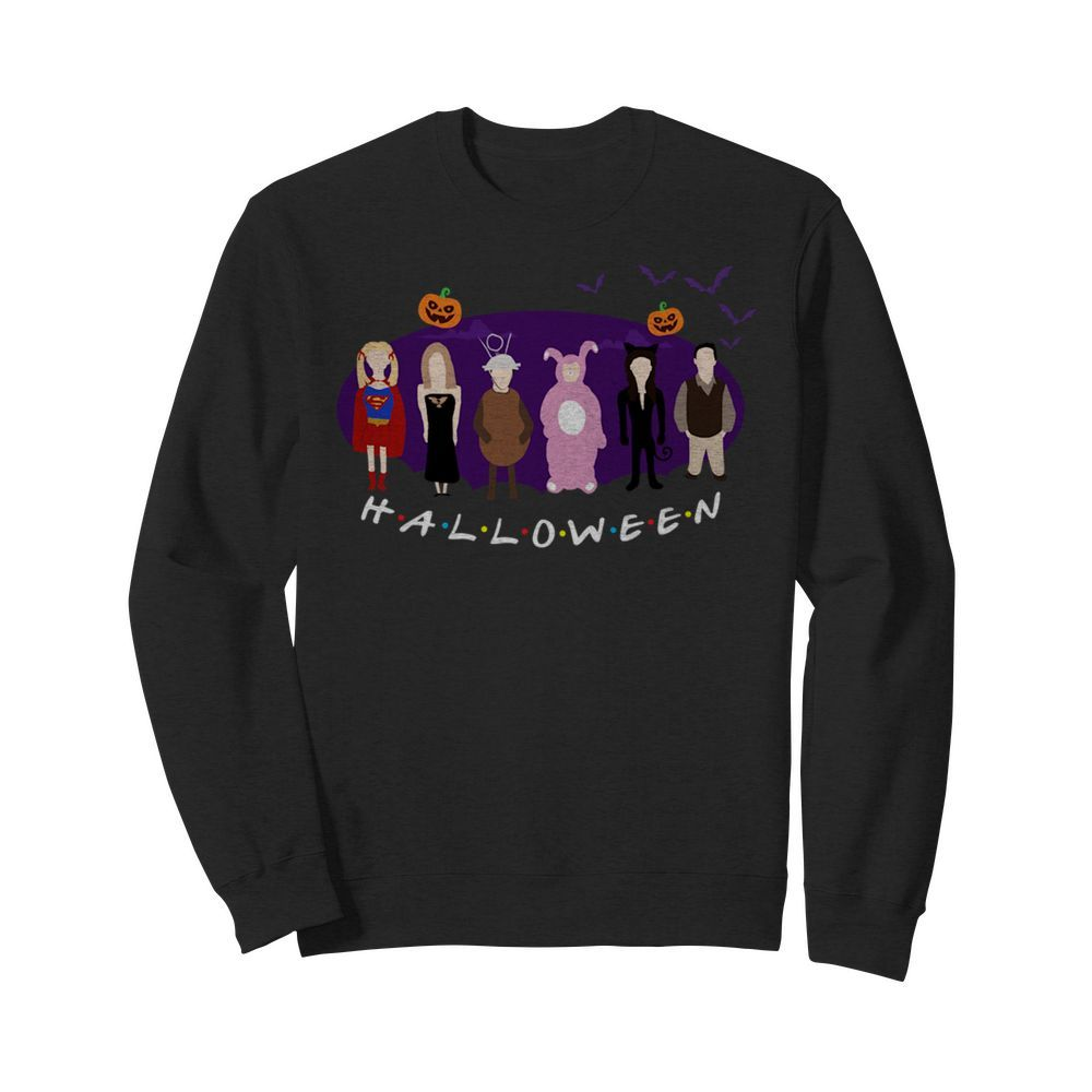 Official The One with the Halloween Party friends tv show Sweater