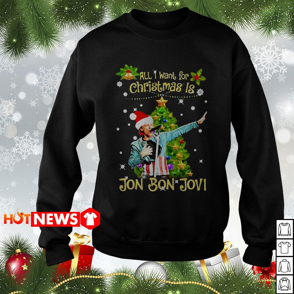 All I want for Christmas is Jon Bon Jovi sweater