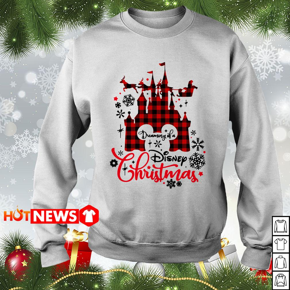 Dreaming of a Disney Christmas sweater