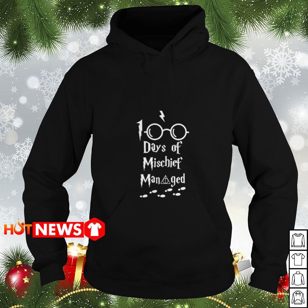 100 days of Mischief Managed Harry Potter Hoodie