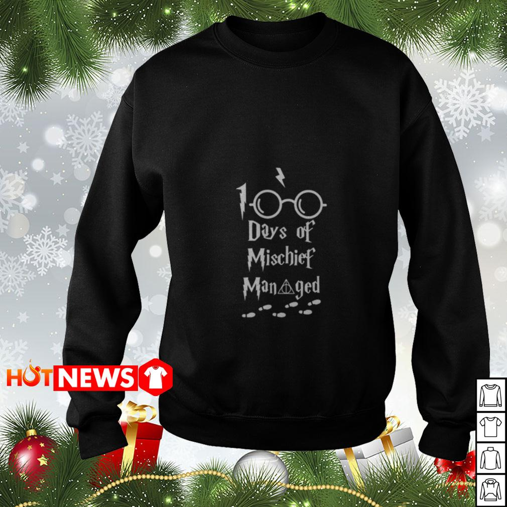 100 days of Mischief Managed Harry Potter Sweater