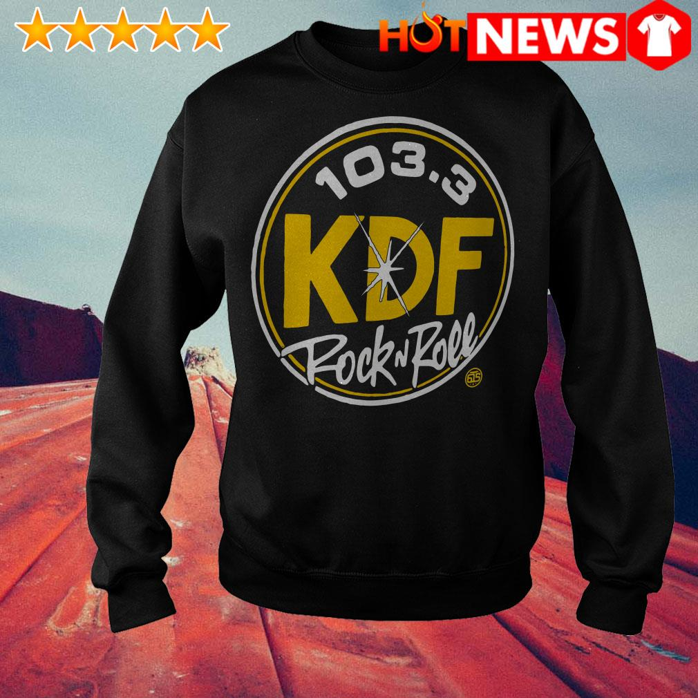 103 3 KDP Rock and Roll Sweater