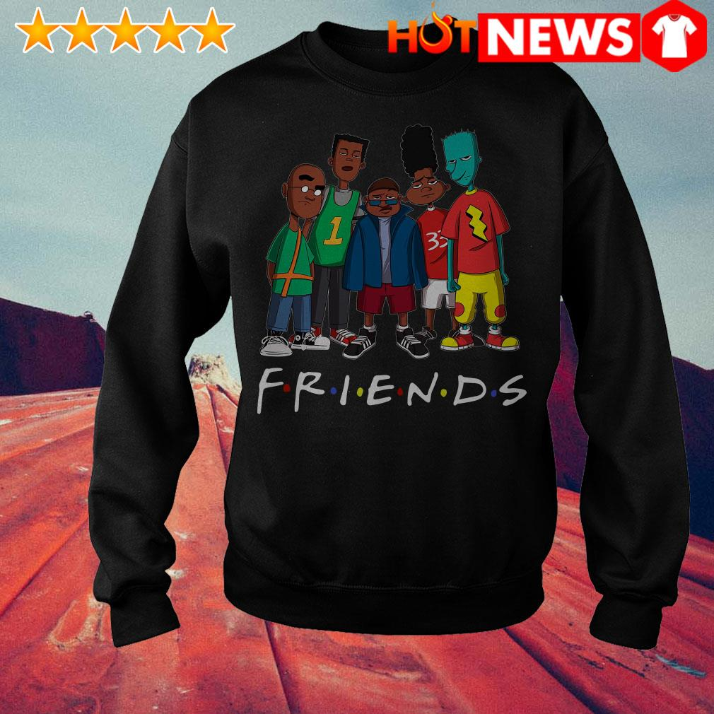 We Are Black Friends TV show Sweater