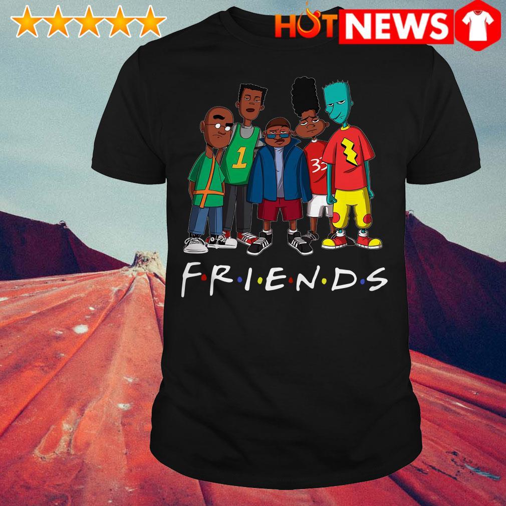 We Are Black Friends TV show shirt