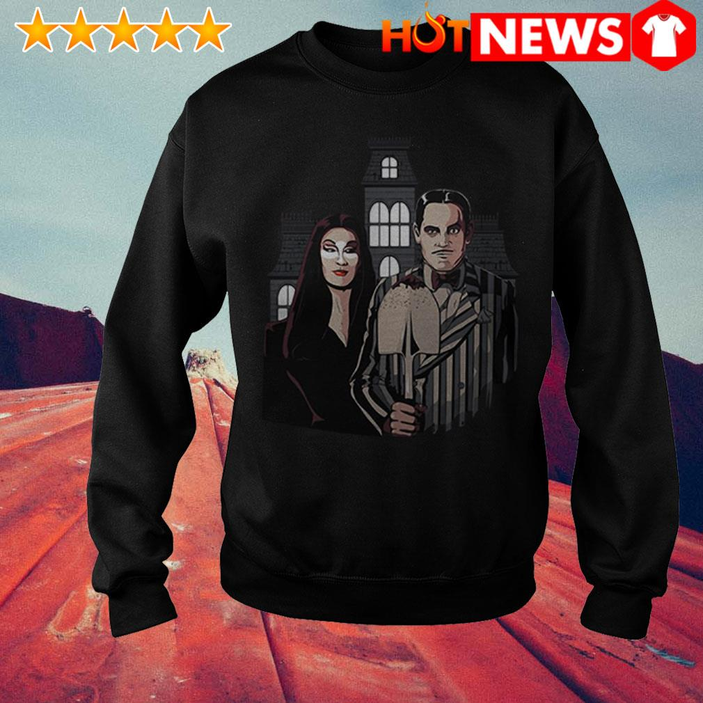 Addams Family's Spooky Hilarity Launches Halloween Sweater