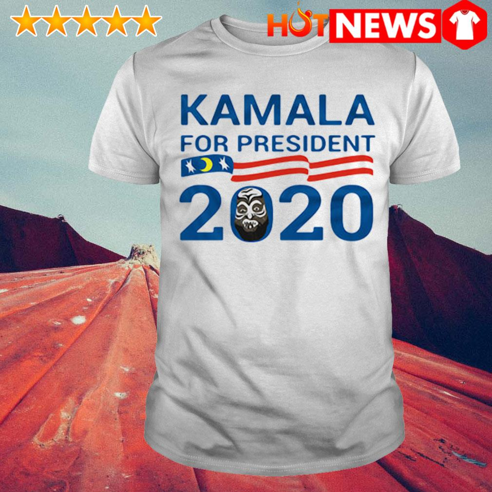 American Flag Kamala for president 2020 shirt