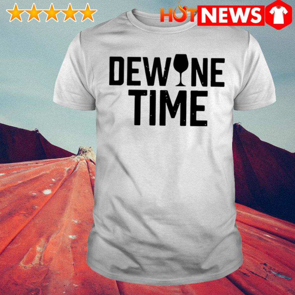 Dewine time Glasses of wine shirt