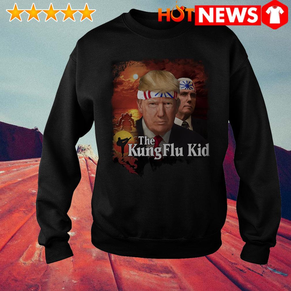 The Kung Flu Kid Trump Sweater