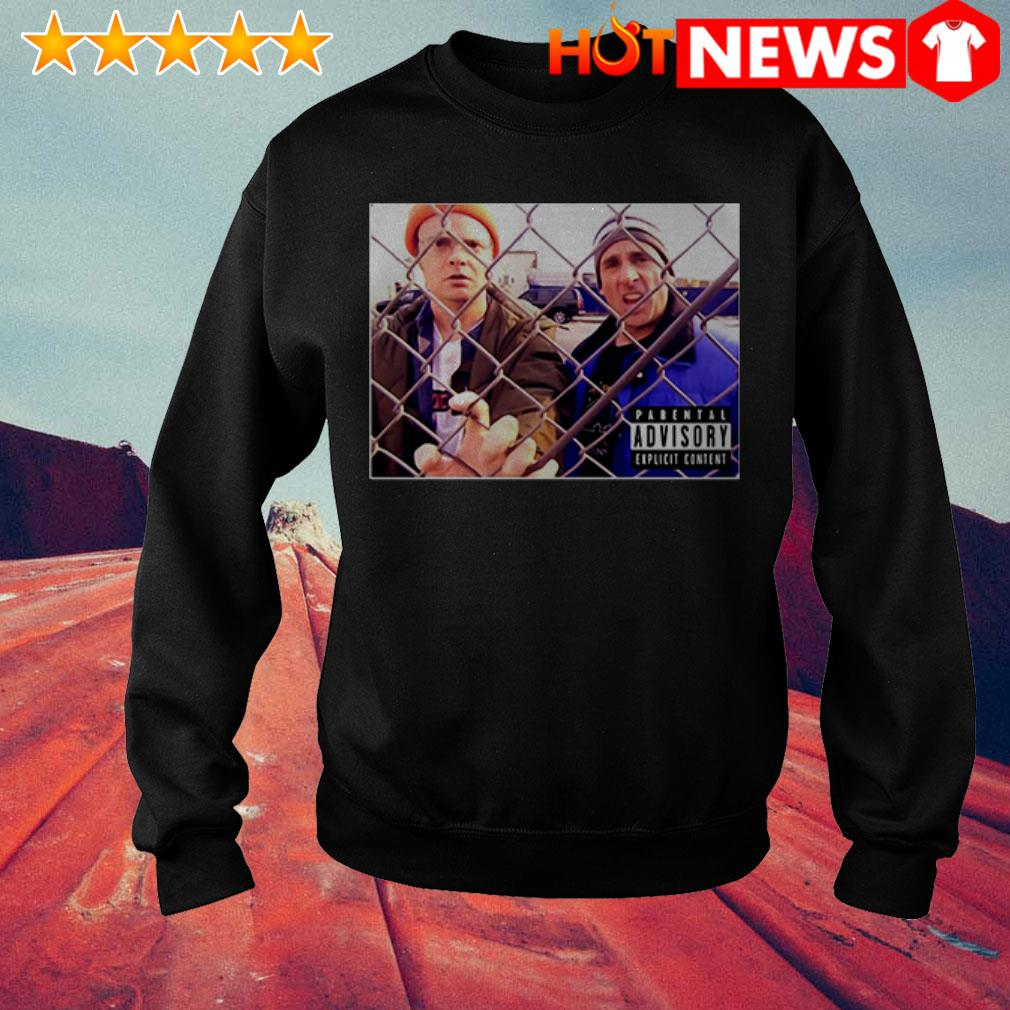 The Office Michael Scott and Dwight Schrute Lazy Scranton Electric City Sweater