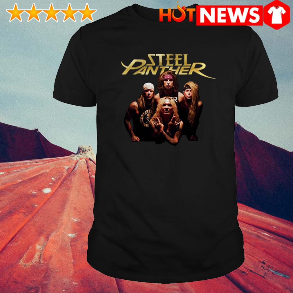 Official Heavy Metal Rules Steel Panther shirt