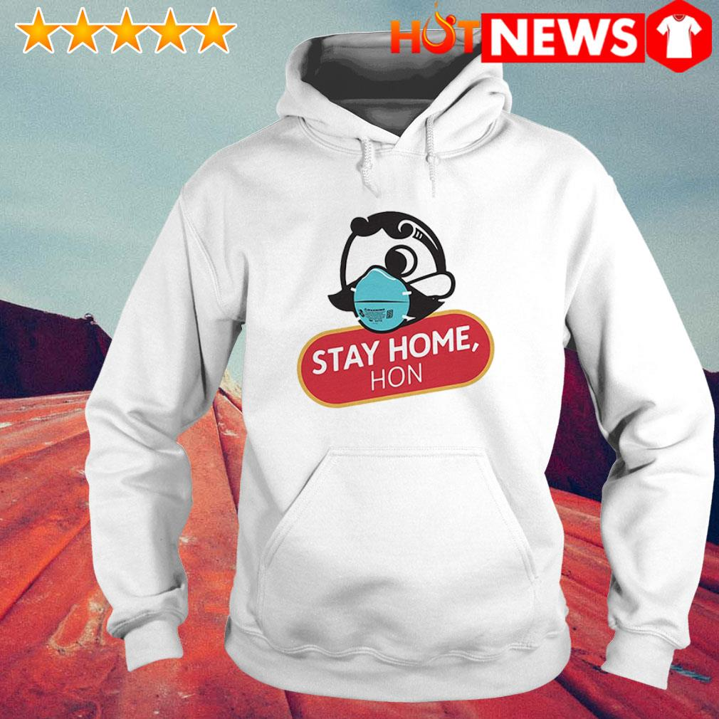 Official Stay home Hon Hoodie