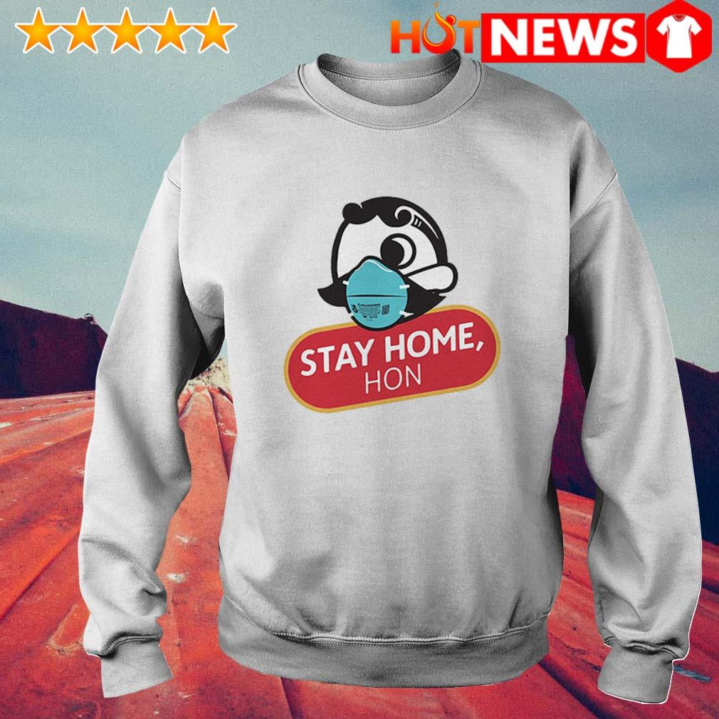 Official Stay home Hon Sweater
