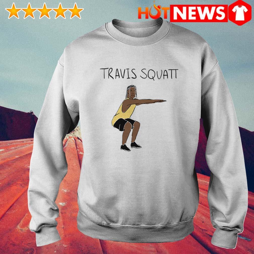 Travis Squatt Travis Scott Sweater