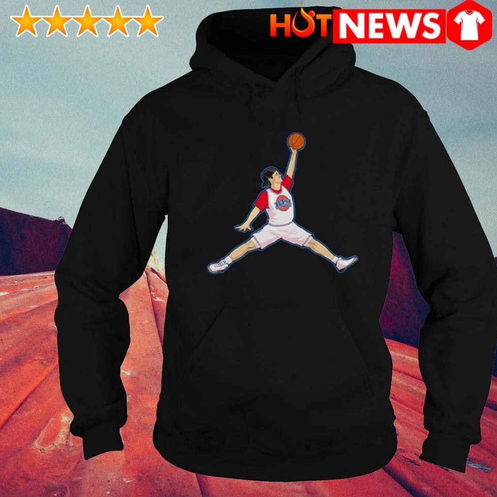 Air Bim Air Jordan Basketball Hoodie