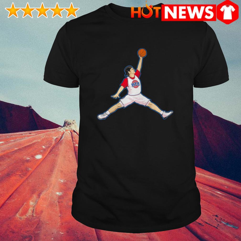 Air Bim Air Jordan Basketball shirt