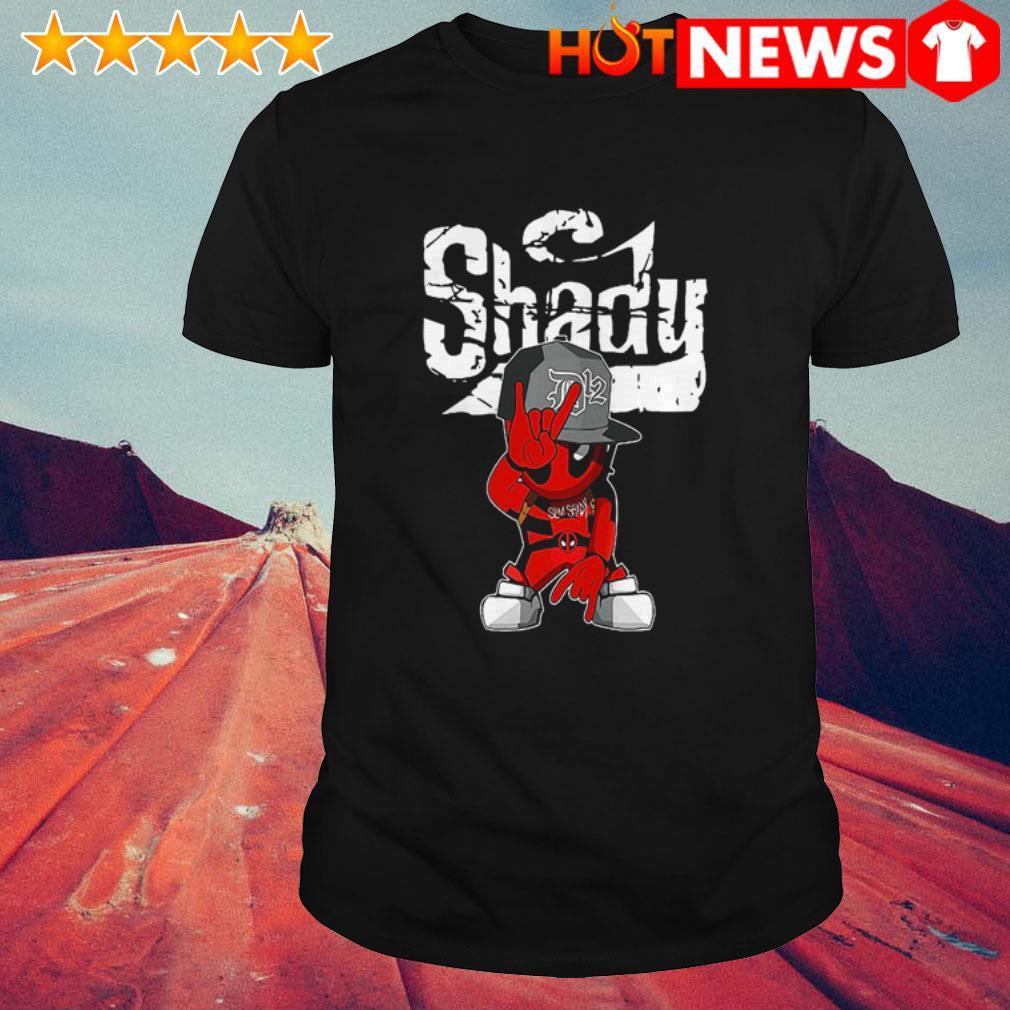Baby Deadpool Slim Shady Eminem shirt