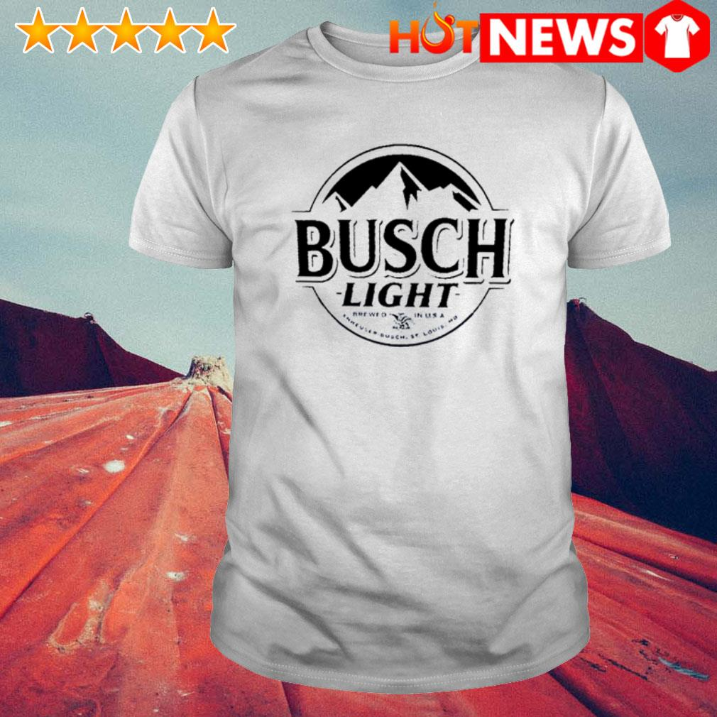 Busch Light Beer Logo shirt