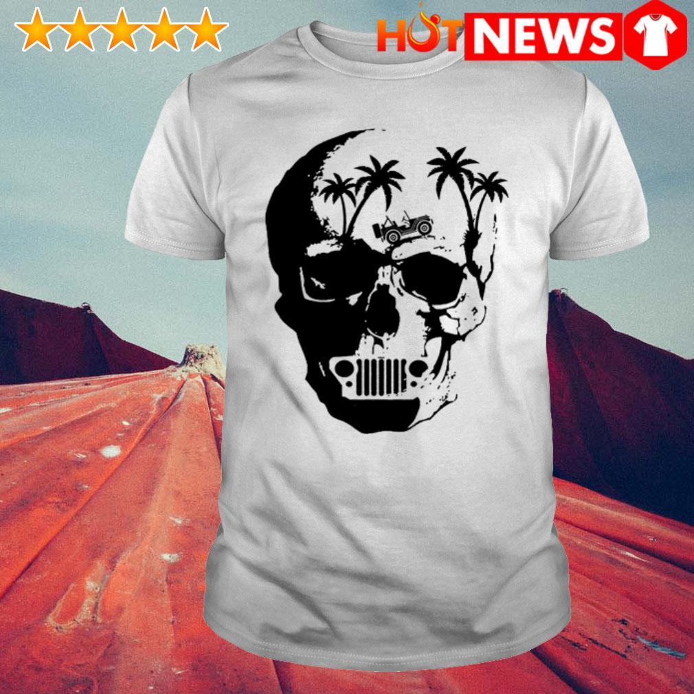 Jeeps skull head shirt