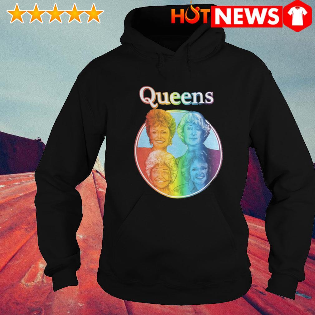 LGBT The Golden Girls Queen Hoodie