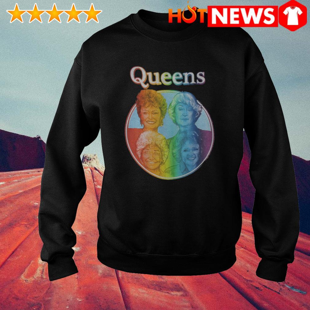 LGBT The Golden Girls Queen Sweater