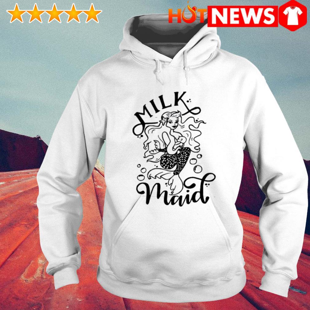 Mermaid Milk Maid Hoodie