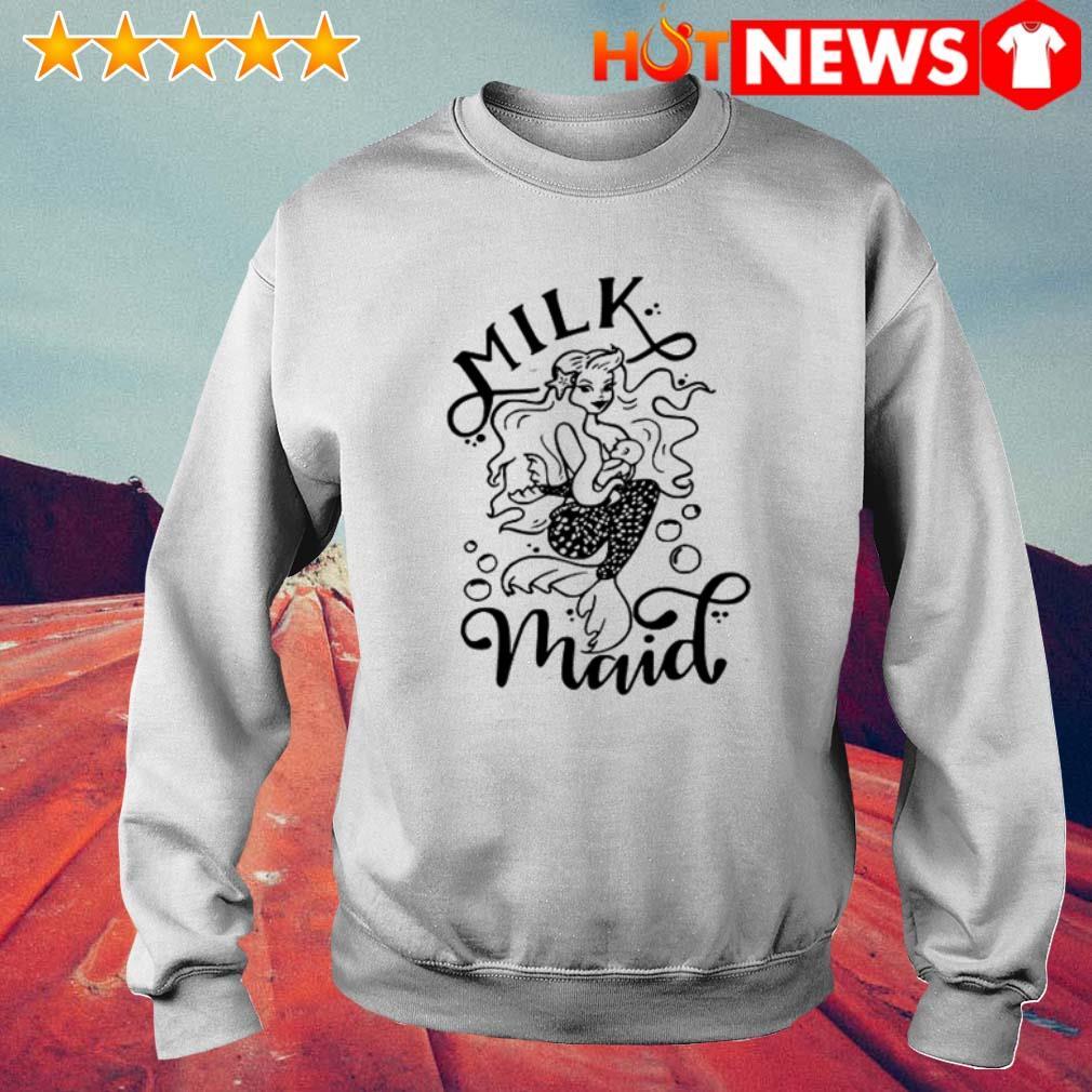 Mermaid Milk Maid Sweater