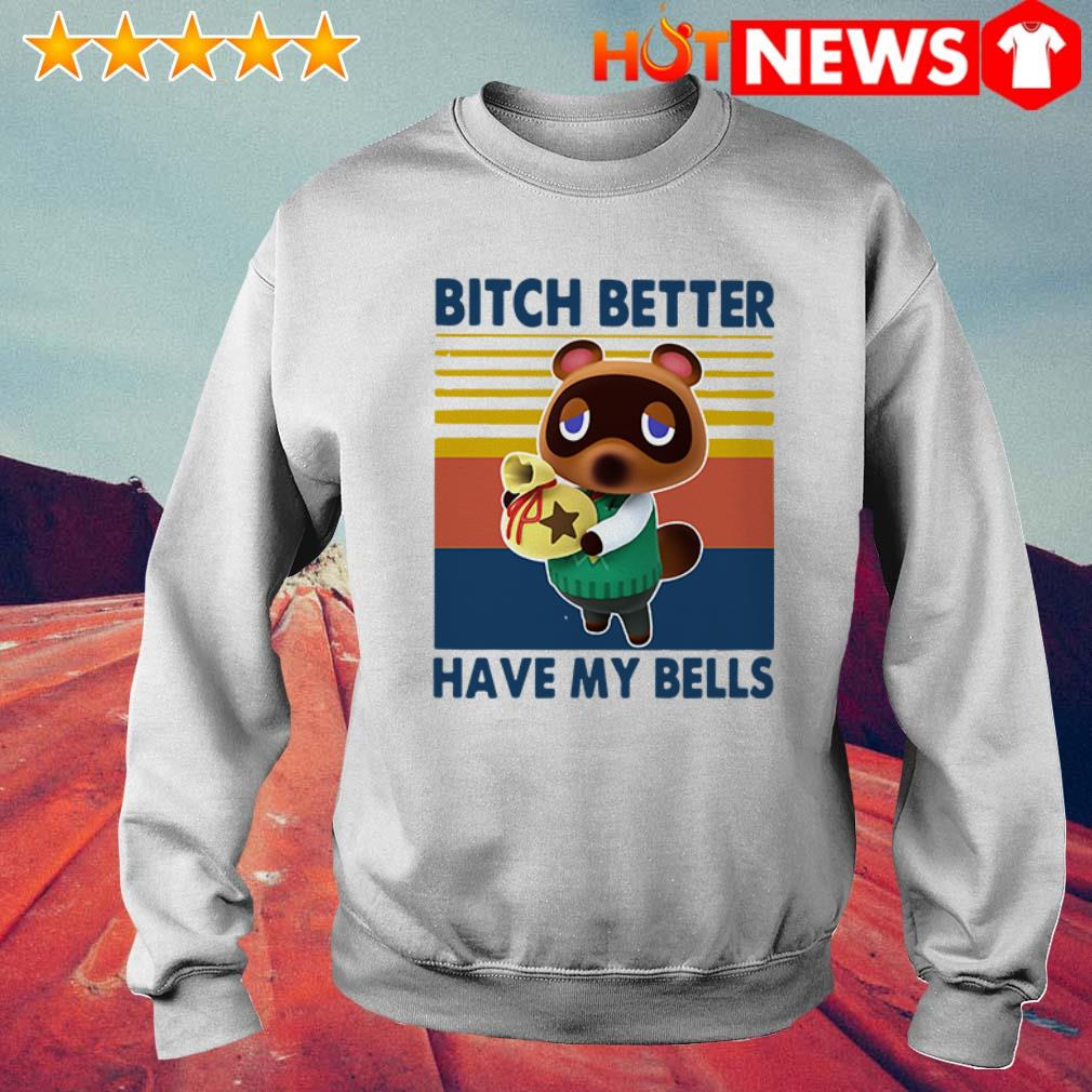 Vintage game have my bells bitch better Sweater