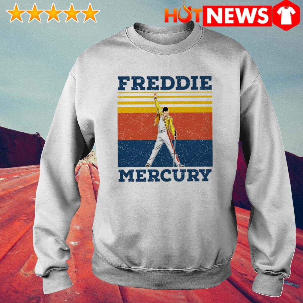 Vintage Queen Band Freddie Mercury Sweater