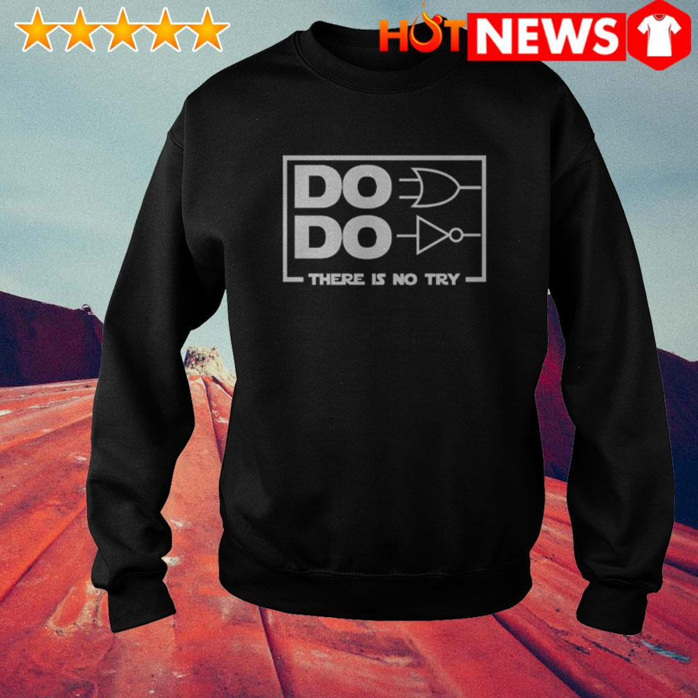 Do do there is no try Star Wars Sweater