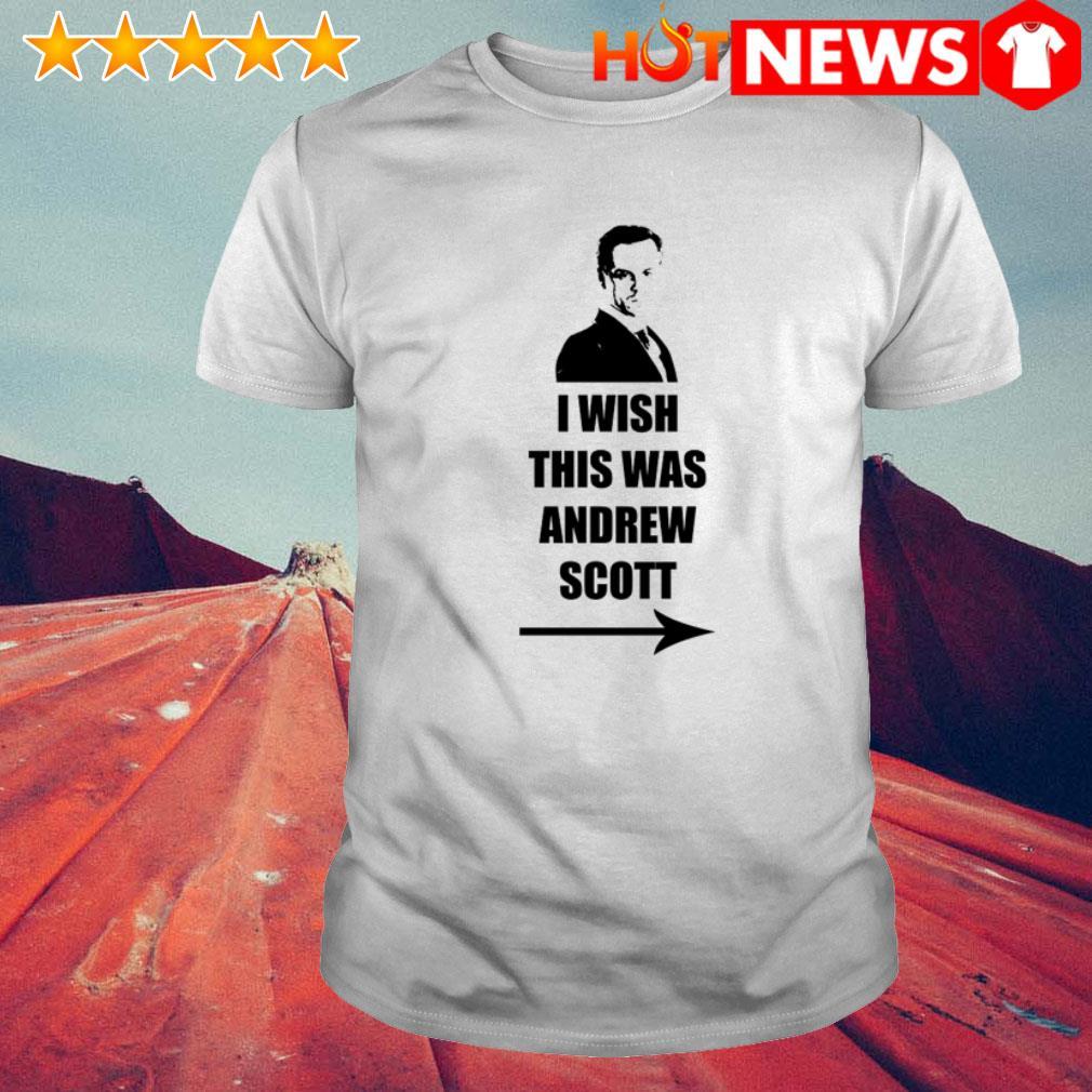 I wish this was Andrew Scott Ireland shirt