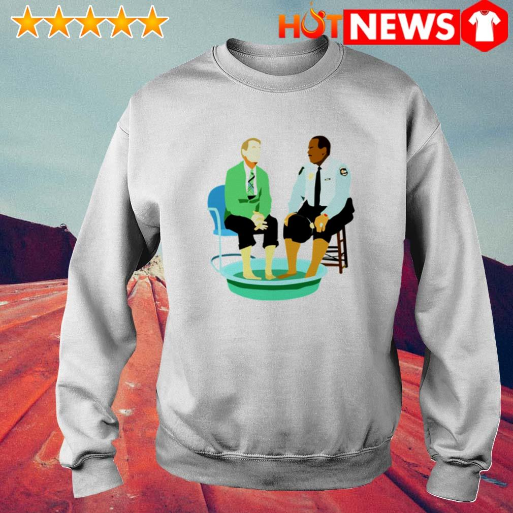 Mister Rogers' Neighborhood Fred Rogers gay police Sweater