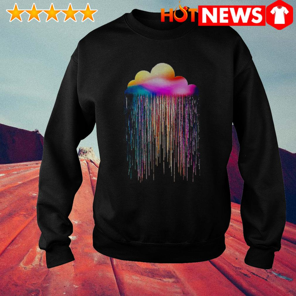 Rains Rainbow LGBT Sweater