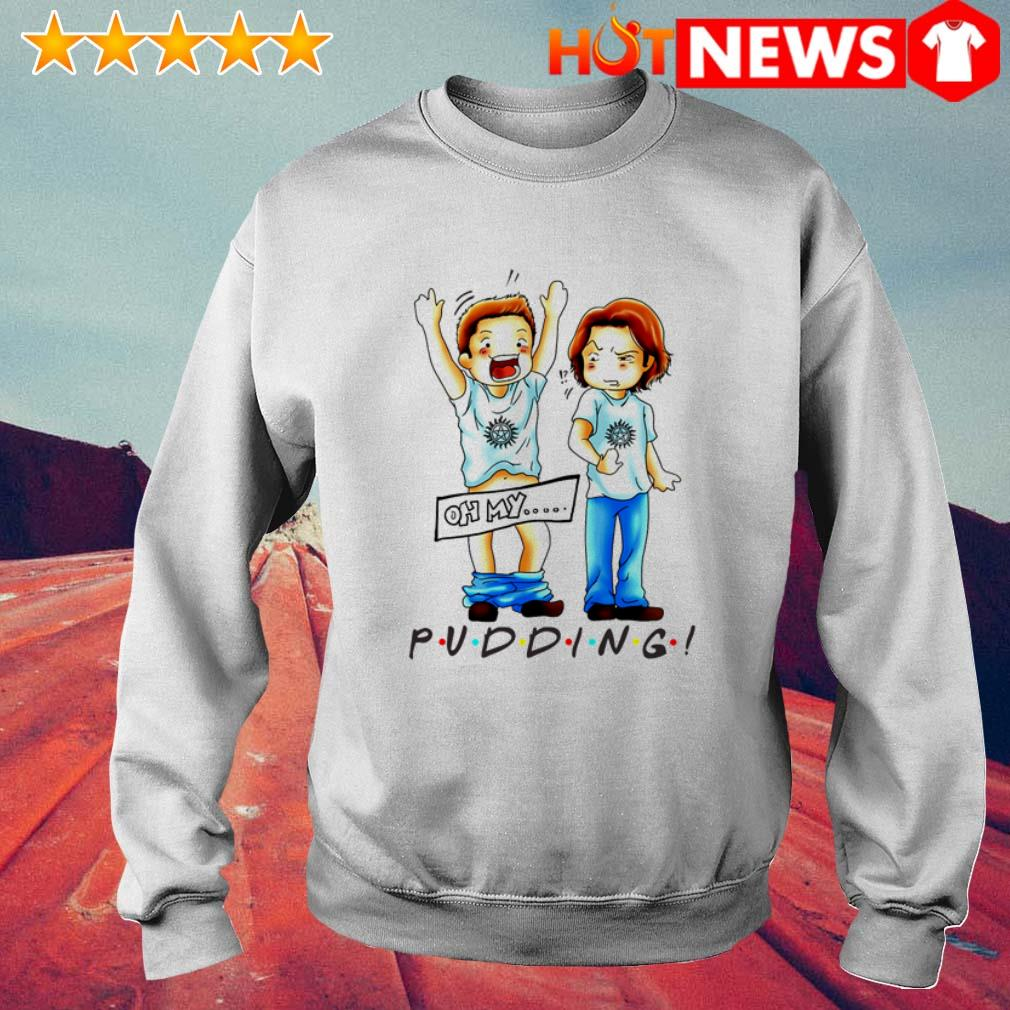 Sam Winchester and Dean Winchester Oh my pudding Sweater