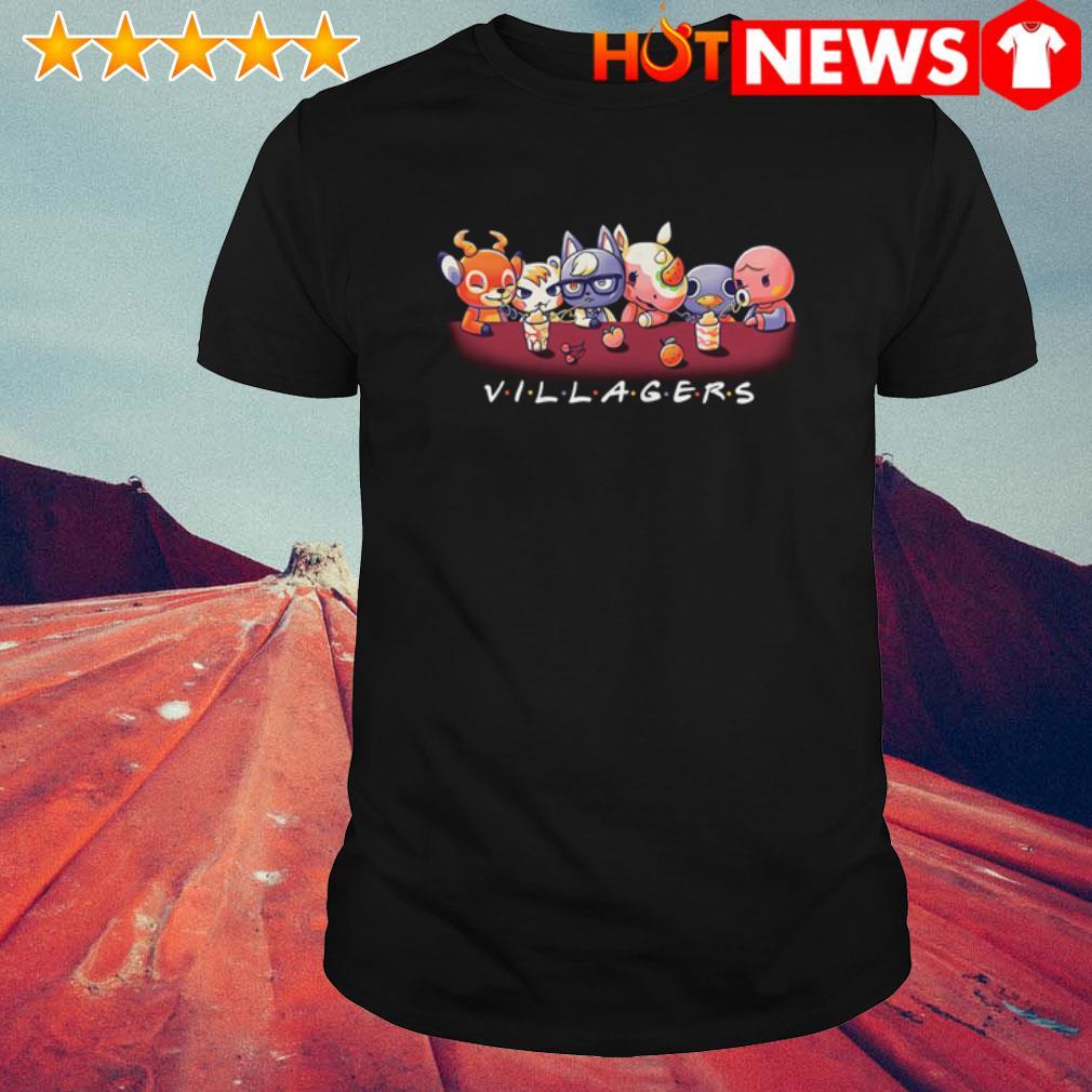 Villagers Friends TV Show shirt