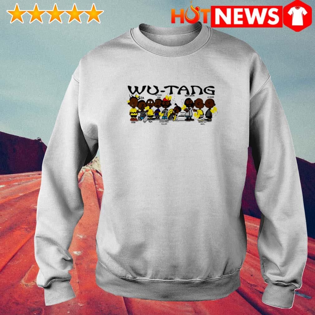 Wu-Tang Clan Band Black all member Sweater